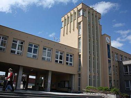 Radnice Orlová