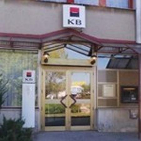 Zásah policistů v orlovské Komerční bance