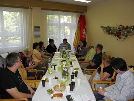 Setkání dobrovolníků nadace ADRA