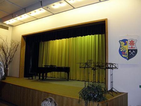 Koncertní sál M. Pouzara