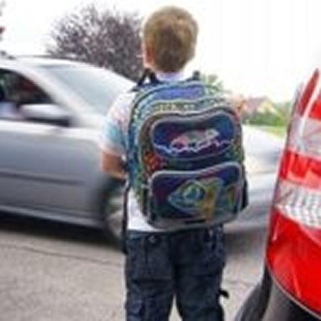 Bezpečnost dětí na začátku školního roku.