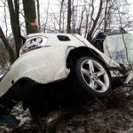 Další smrtelná nehoda na orlovsku. Řidič přes Lazeckou jel přes 250 Km/h.