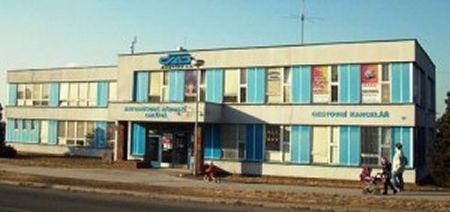 Autobusové nádraží Orlová